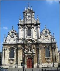 17e siecle-architecture-eglise beguinage bxl